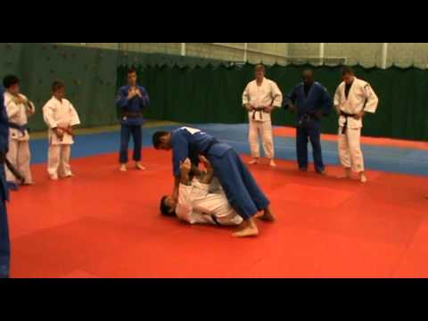 Craig Fallon Tomoe Nage Master class Part 1