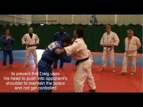 Craig Fallon Tomeo Nage master class part 6