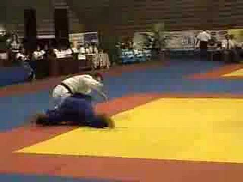 Rhadi Ferguson Shows a super fast Juji Gatame that Breaks an arm!