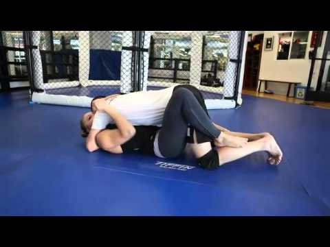 Ronda Rousey -Judo Knee Sweep for MMA