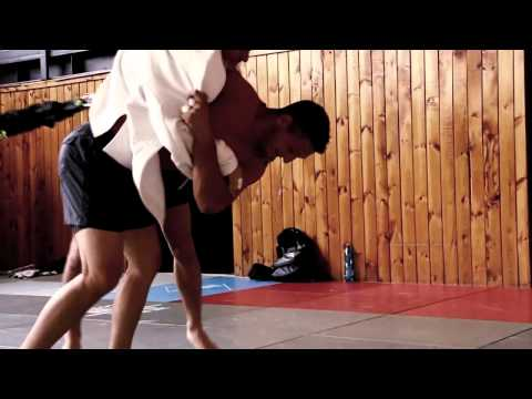 Judo Fitness Drills for the Olympics