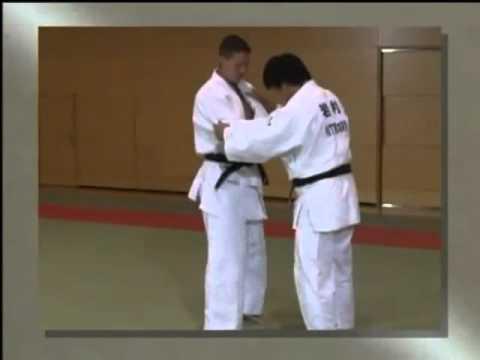 Masahiko Kimura's Osoto Gari techniques