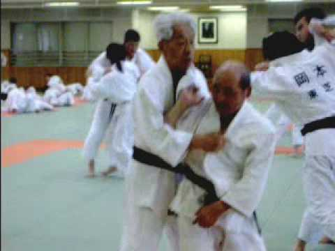 Judo In Old Age