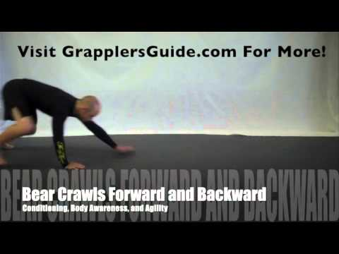 30 Animal Grappling Solo Drills