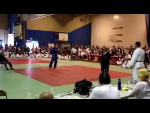 World Judo Champ Takamasa Anai 'Annihilates' 10 Black Belts!