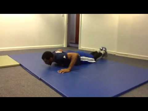Winston Gordon Workout Moves