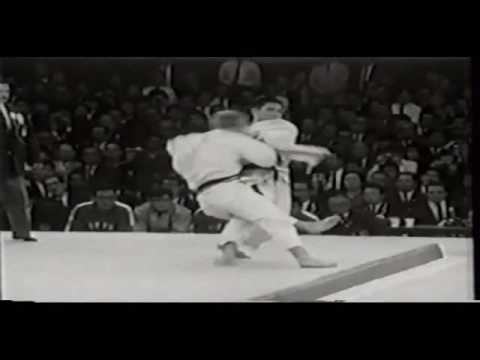 Isao Okano Judo Highlights