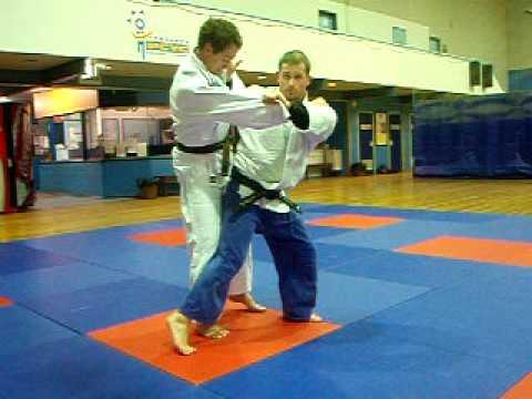 Judo Basics – Tai Otoshi