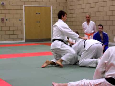 Craig Fallon Judo Turnover