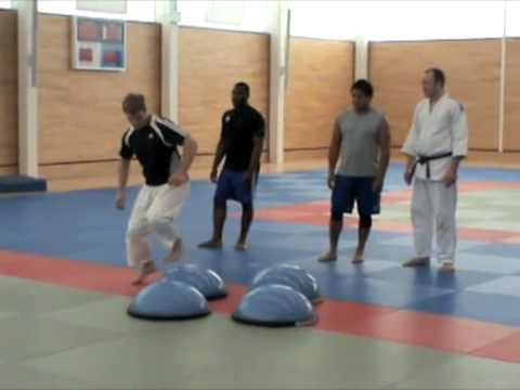 Team GB Judo Workout