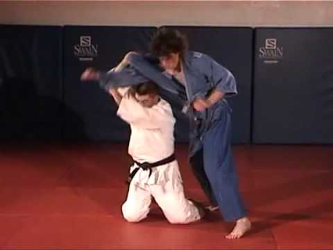 Behind the Head Seoi Nage- By the Late and Great Steve Bell