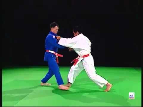 Tsugi ashi for Seoi nage