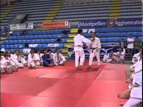 Another Great Ouchi Gari Moving Forward