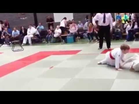 Junior Judo- Seoi Nage