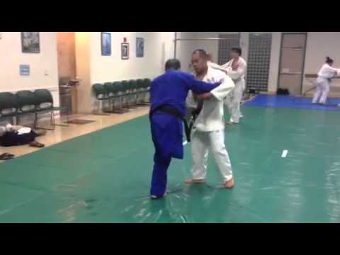 The Amazing One Legged Judoka