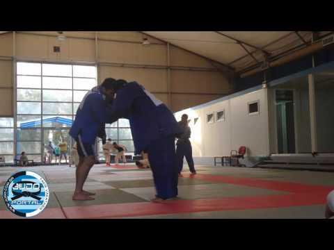 Ilias Iliadis Training