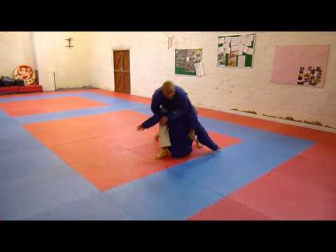 Georgi Georgiev Sambo Drill for Hikikomi- Gaeshi