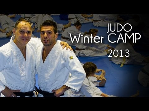 Judo Winter Camp with International players