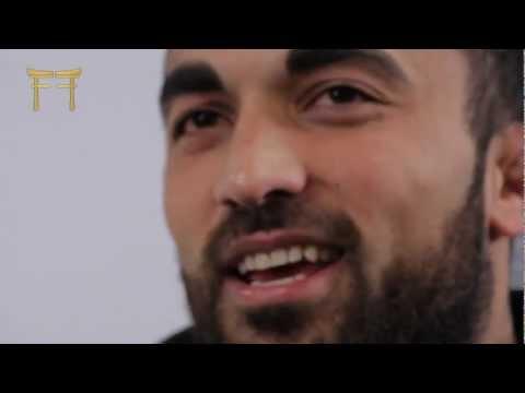 ILIAS ILIADIS INTERVIEW
