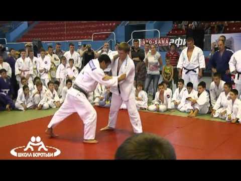Master class  George Zantaria – Osoto Gari