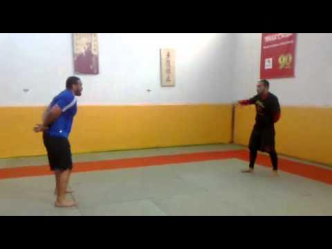 Ilias Iliadis Training Footage
