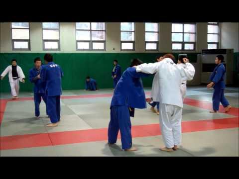 Korean College Judo Development Program