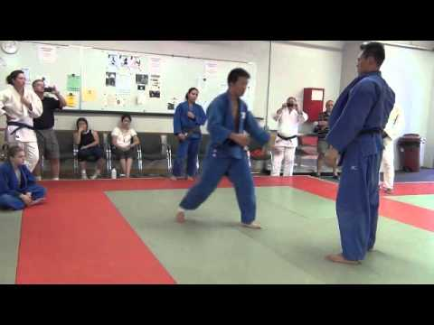 Shintaro Nakano Clinic- The Push Kosoto Combination