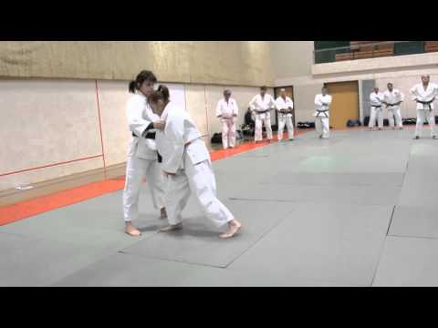 Jane Bridge Uchi komi Deplacement