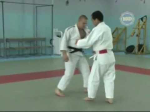 Judo Throws – Katsuhiko Kashiwazaki