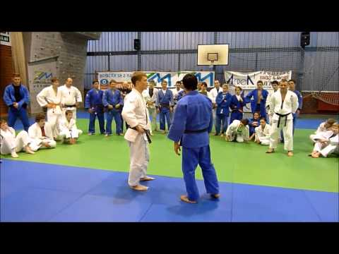 GEORGII ZANTARAIA JUDO THROW ESCAPES- SEMINAR