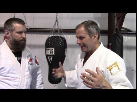 Neil Adams Talks about Judo and BJJ
