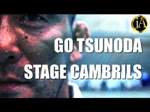 Winston Gordon and Go Tsunoda Share Their Moves!