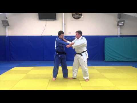 How To Do an Iliadis Style O goshi- By Vince Skillcorn