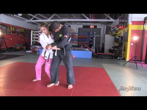 Ronda Rousey Shows Her Most Devastating Hip Throw