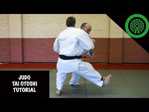Tai Otoshi- By 5 Times British Champion Steve Ravenscroft