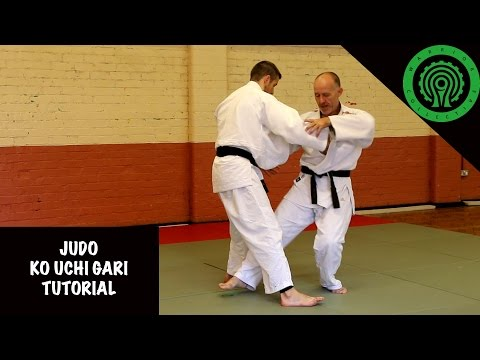 Kouchi Gari by 5 Times British Champion Steve Ravenscroft